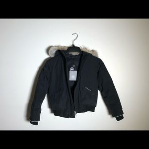 Mint condition Canada Goose coat size 12 for kids